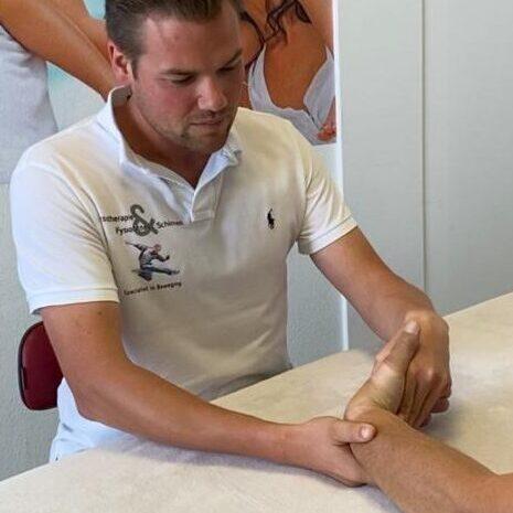 Schinnen-handtherapie